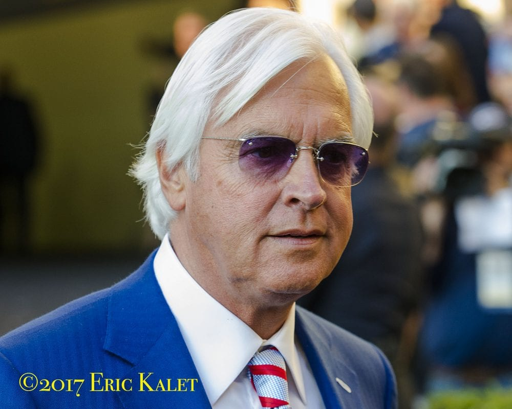Baffert Out Bids West Point To Sponsor Smith For Charity
