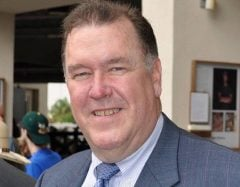 Ed Martin, president of the Association of Racing Commissioners International