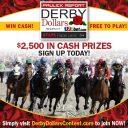 Derby Dollars Contest 2017
