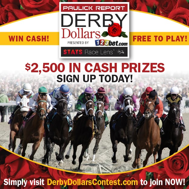 It's Back: Fourth Annual Derby Dollars Contest, Presented By STATS