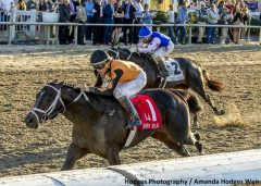 Girvin defeats Untrapped in the G2 Risen Star