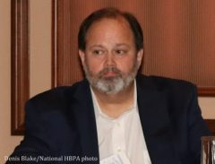 Ed Fenasci, executive director of the Louisiana HBPA, would not comment on why Tammy Broussard was terminated