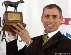 Gomez won back-to-back Eclipse Awards in 2008-09