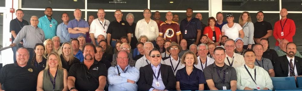 The Organization of Racing Investigators hosted their annual training conference at Tampa Bay Downs