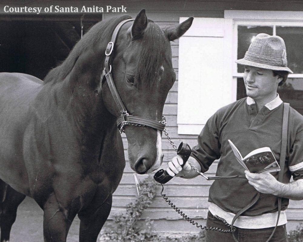 The Quiet Man: Mandella Lets His Horses Do The Talking