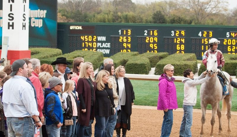 Cosequin Presents Aftercare Spotlight: Showing Up For Thoroughbreds