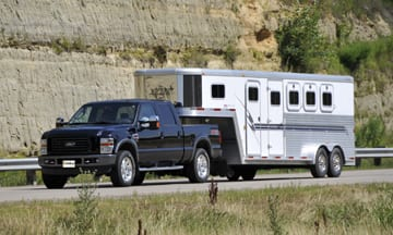 Dodge Caravan For Sale >> Spring Safety Tips For Hauling Your Horses - Horse Racing News | Paulick Report