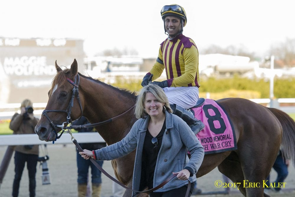Maragh S Wood Memorial Comeback Earns Jockey Of The Week