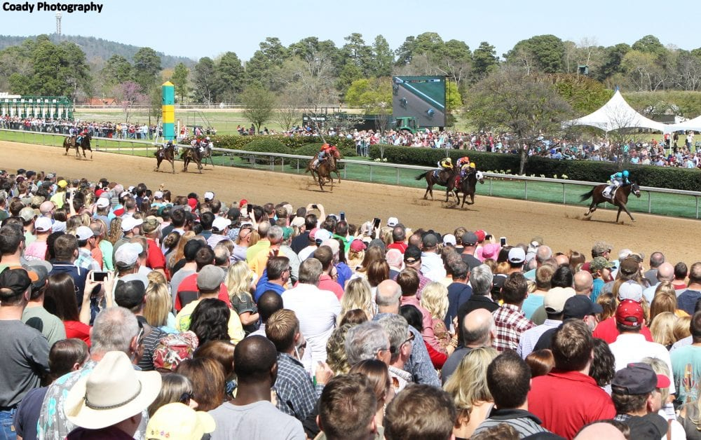 Increased Handle, Record Purses Highlight 2017 Oaklawn Meet