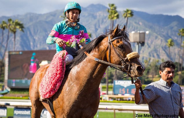 Gormley Returns To G1 Form In Santa Anita Derby - Horse Racing ...