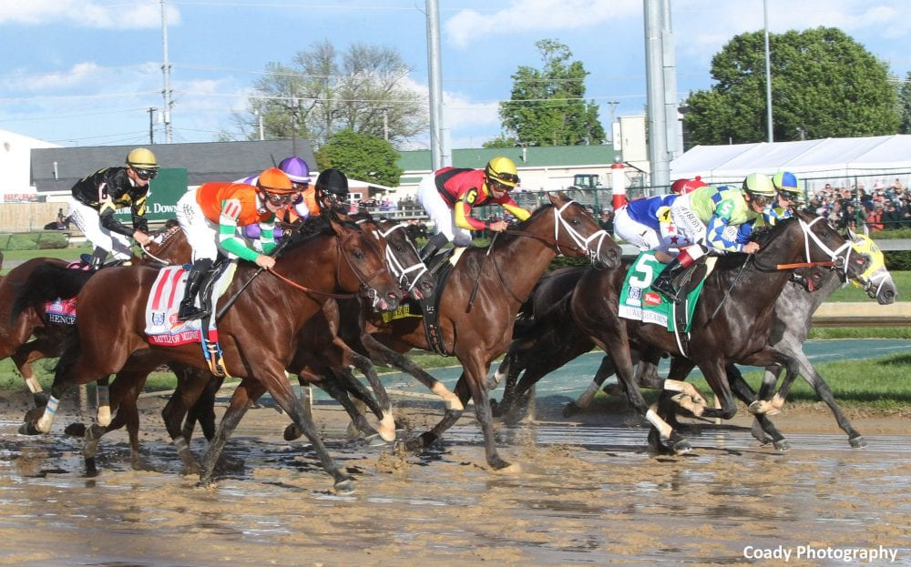 Road To The Kentucky Derby Adds European Series To