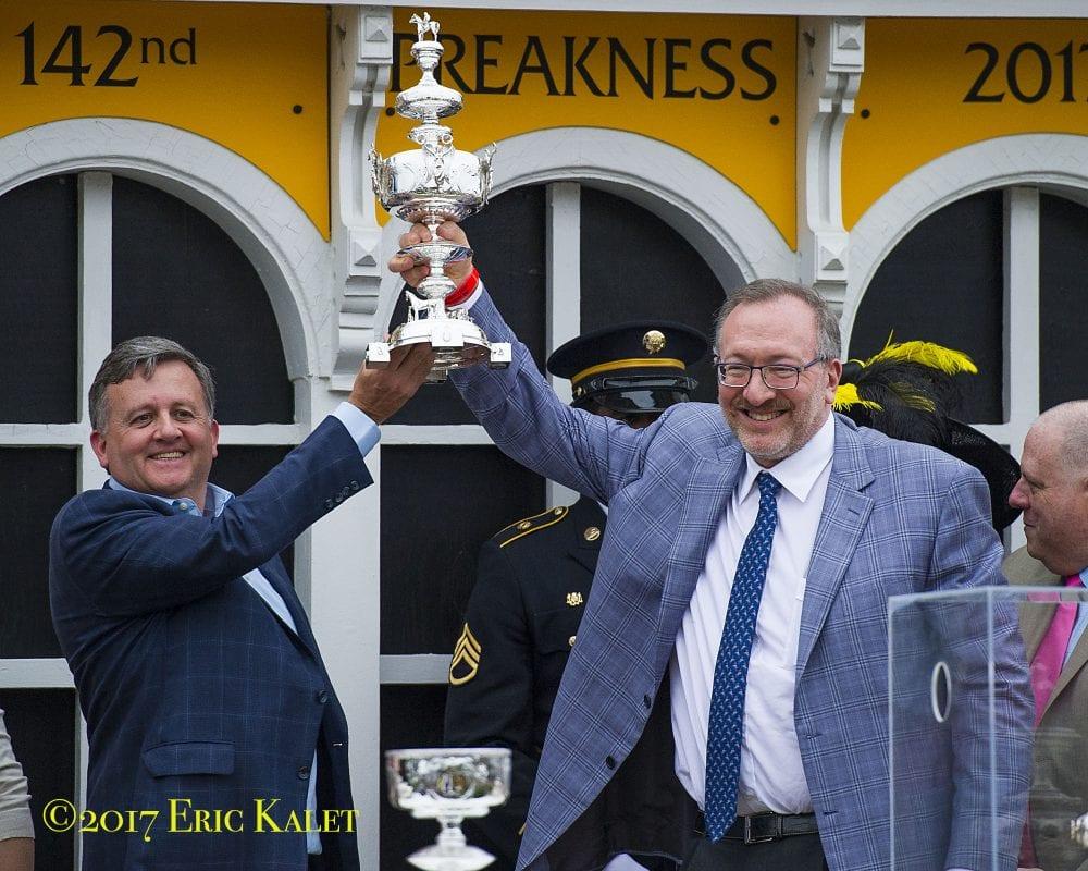 Gentleman klar for breeders crown