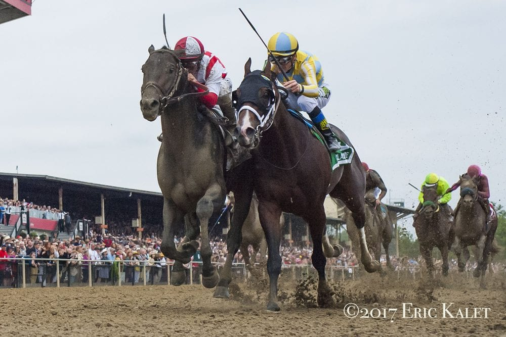Cloud Computing takes Preakness in major upset