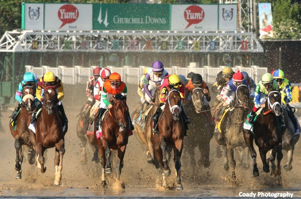 Bet kentucky derby on nyra bet this family bet it all on bitcoin