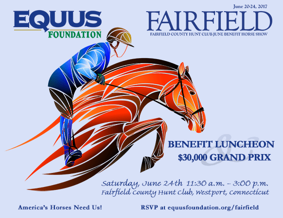 Equus foundation to hold adoption meet greet fundraiser at the equus foundation has several activities planned to support equine adoption efforts at their upcoming fairfield county hunt club june benefit horse show m4hsunfo