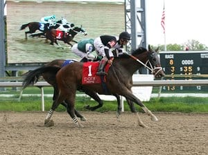 Equibase Removes Chart From Parx Oaks In Response To Penn