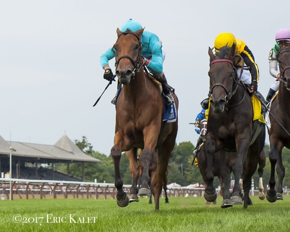 Lady Eli All Heart In Thrilling Diana Victory