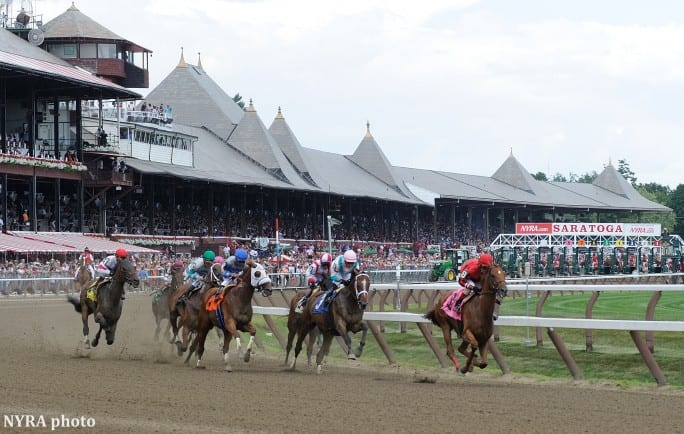 Nbc To Host Live Coverage Of Whitney Stakes From Saratoga Horse