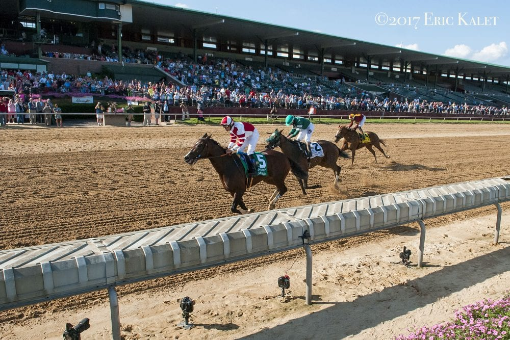Delaware Park's Monday Card Cancelled Due To Insufficient