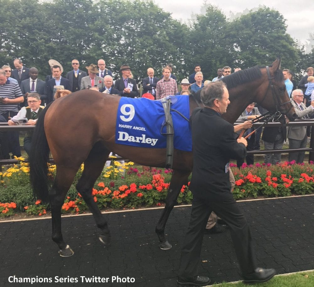 Angel too good for Caravaggio