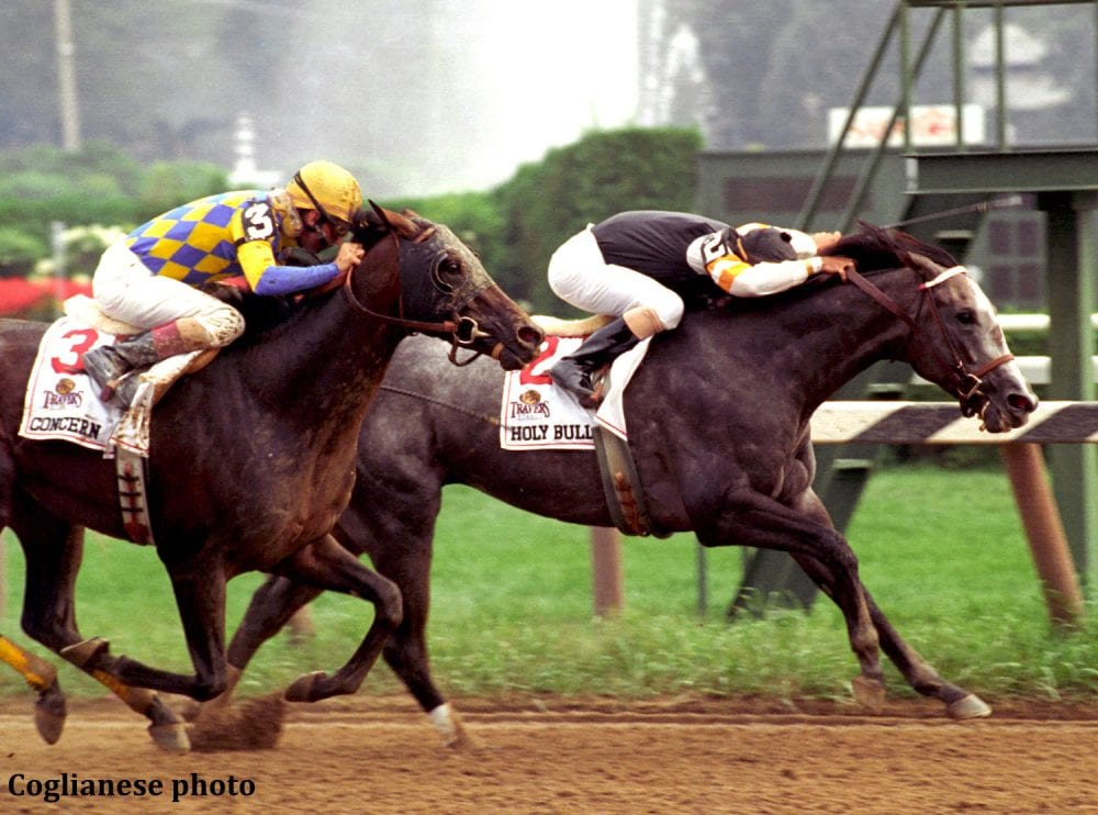 Holy Cow The Improbable Tale Of 1994 Travers Winner