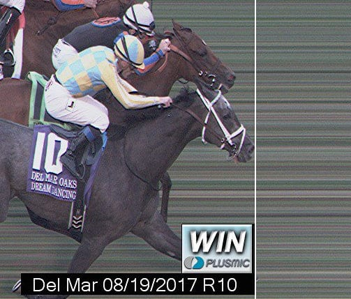 Dream Dancing Fights To The Wire To Win Del Mar Oaks