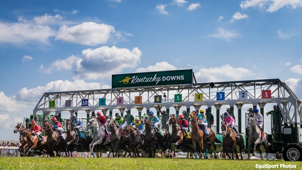 Kentucky Downs Celebrating Grand Reopening March 23