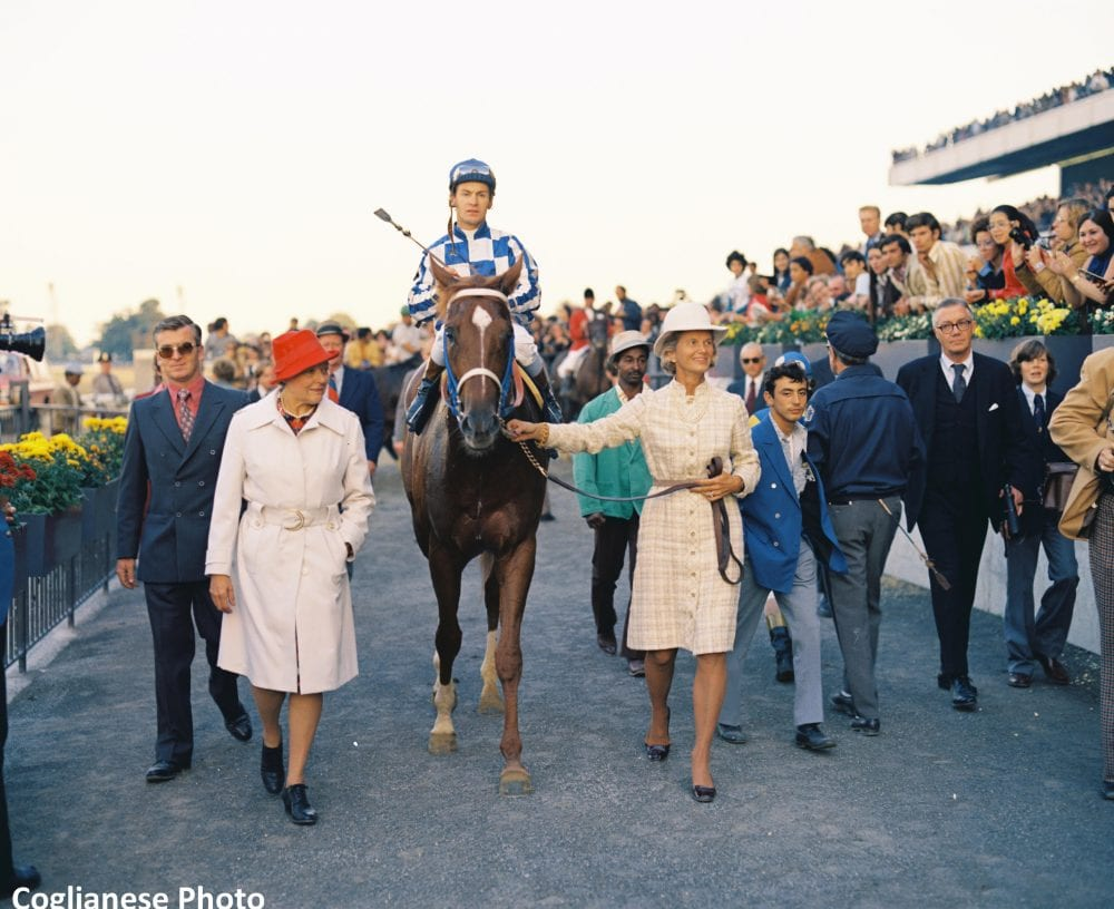 Penny Chenery, owner of Secretariat, dies at age 95