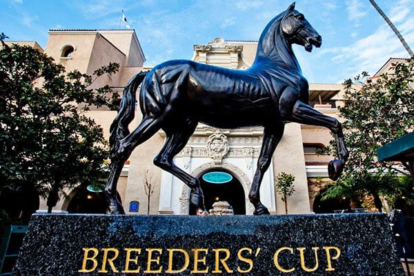 Breeders Cup Post Position Draw To Be Live Streamed