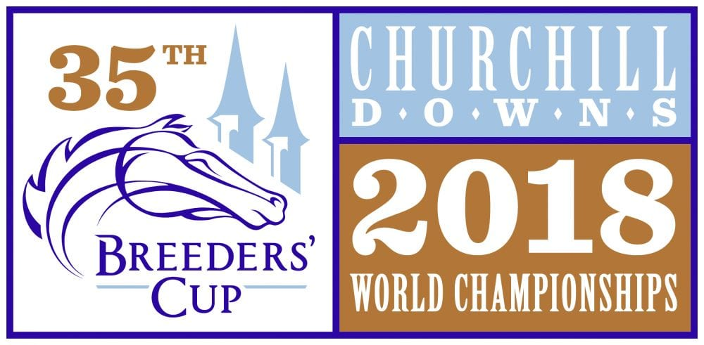 Breeders Cup Releases Official Logo For 2018