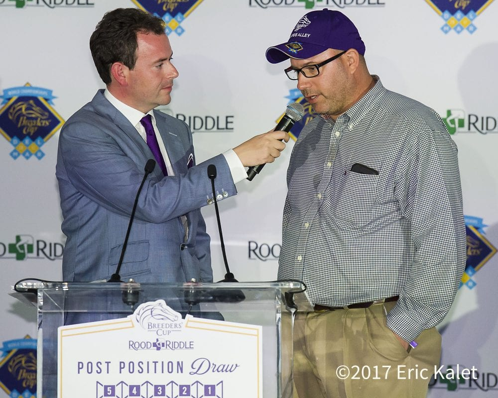 Breeders' Cup Countdown Presented By DRF Bets: Juvenile