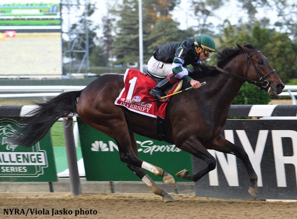 Diversify To Skip Breeders Cup Classic Point To Clark Or