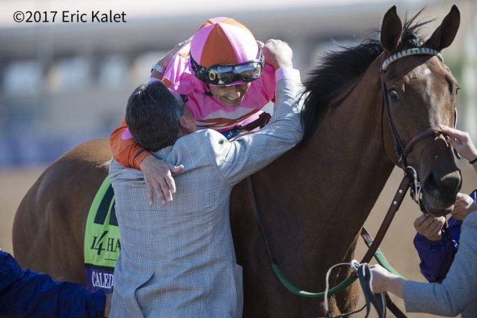Breeders Cup Presents Connections Nicks Creates His Own