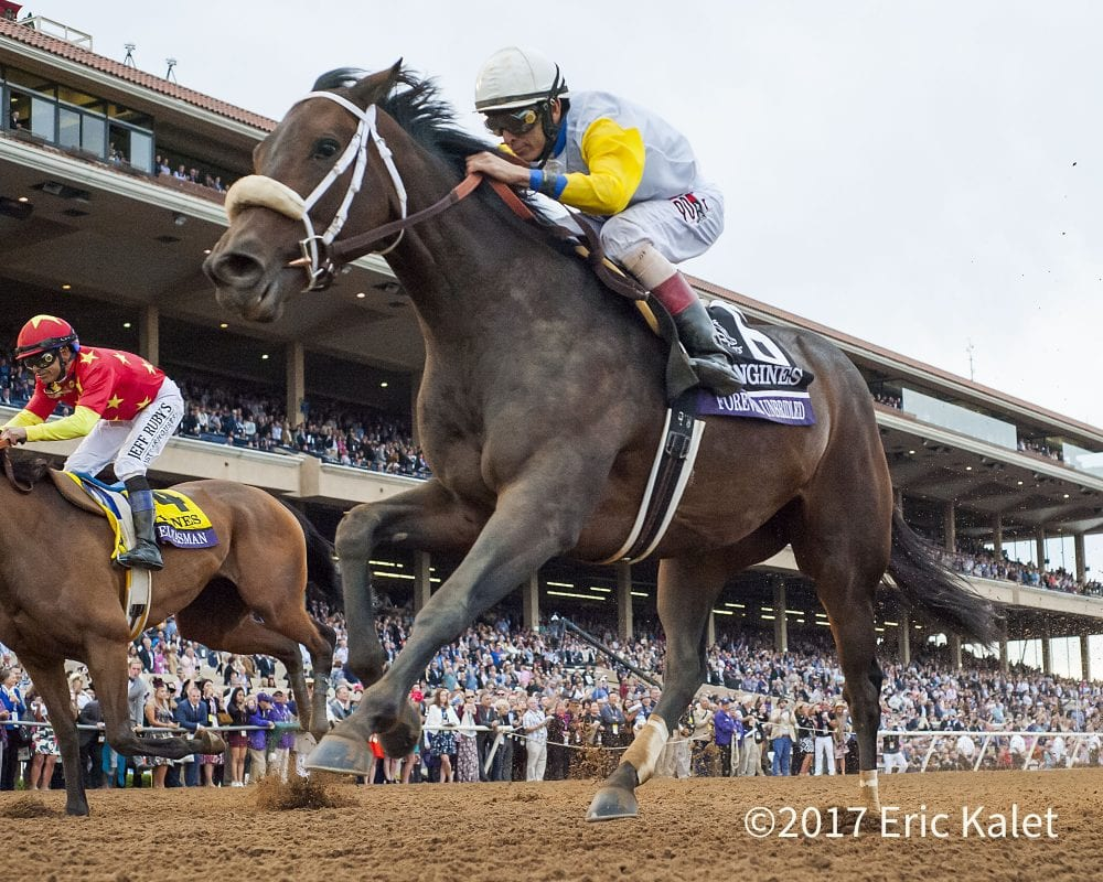 Breeders Cup News Minute Presented By Adequan Fantastic