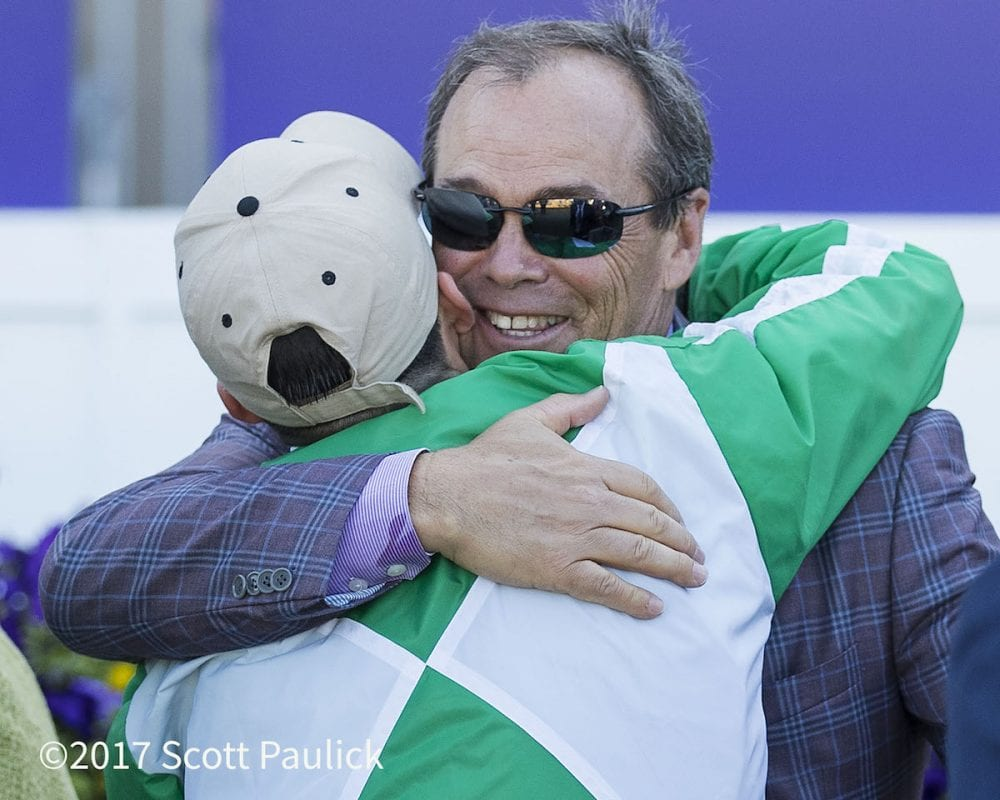 Breeders Cup Presents Connections Kimmel Overcomes The