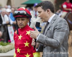 Eddie Olczyk Archives Horse Racing News Paulick Report