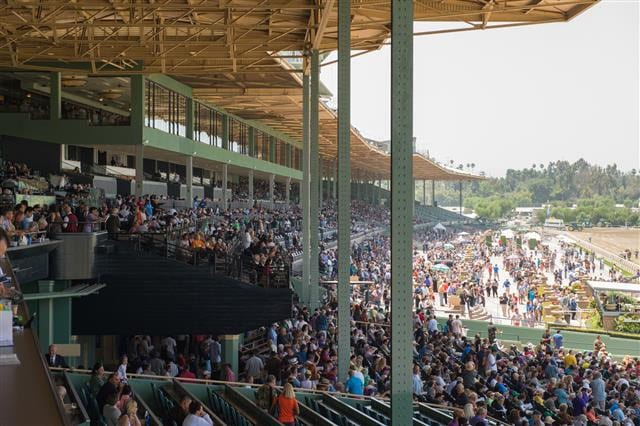 Santa Anita Offering Reduced Pricing For Box Seats For