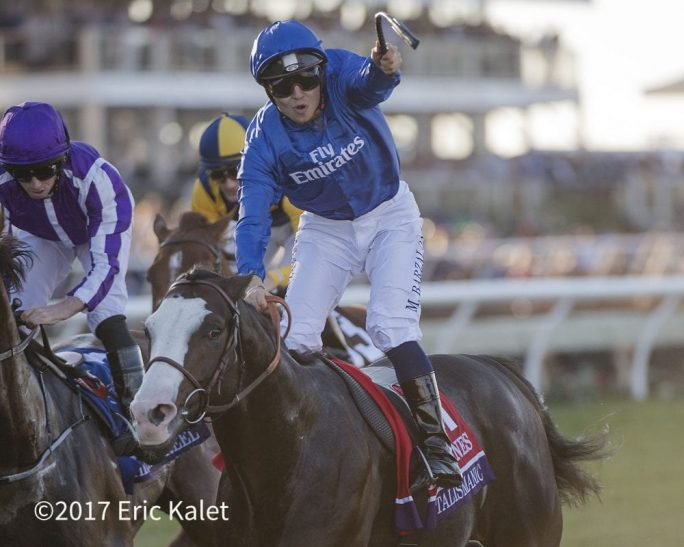 Talismanic Prevails Over Beach Patrol Highland Reel In Bc