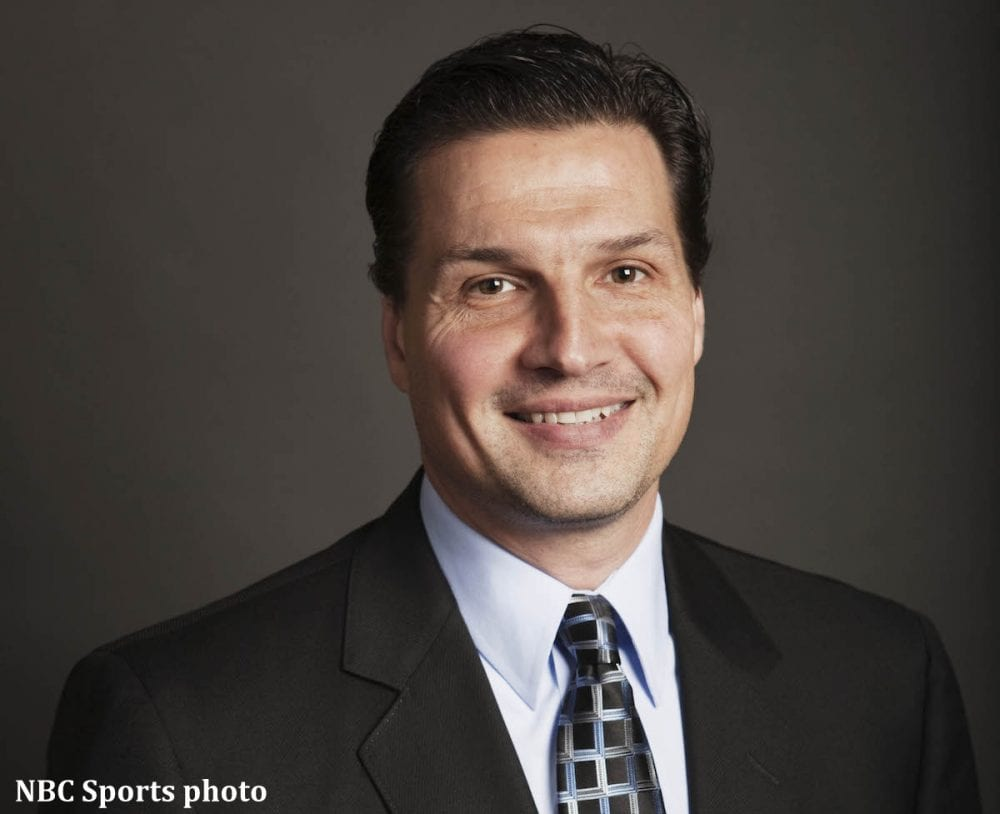 A Message From Eddie Olczyk To Horse Racing Thank You