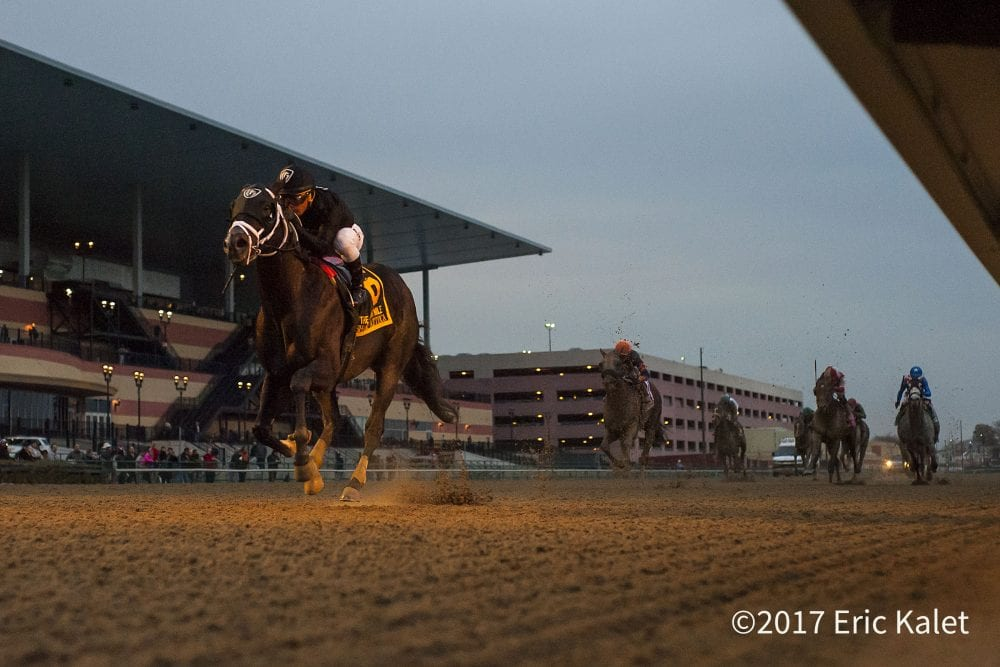 Sharp Azteca shows new dimension in Cigar Mile
