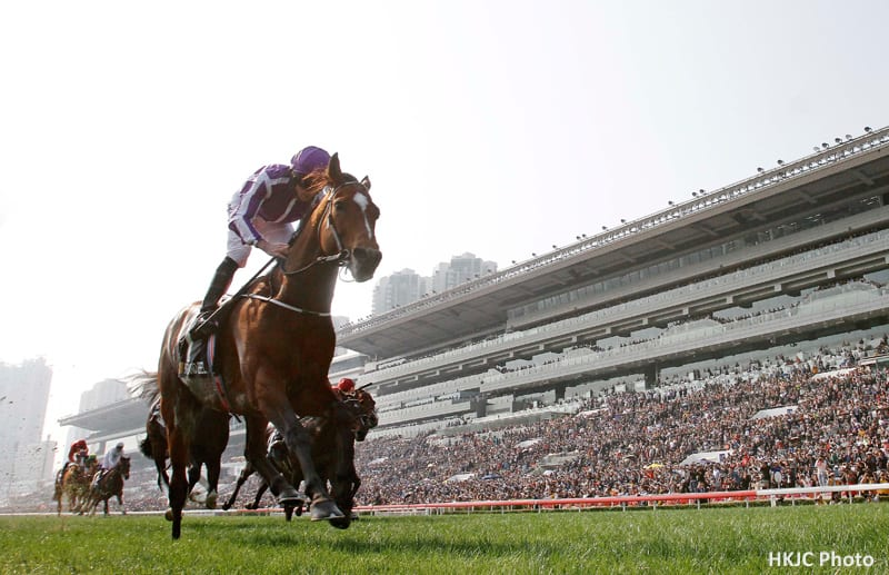 Irreplaceable Highland Reel Turns The Tables On Talismanic In Hong