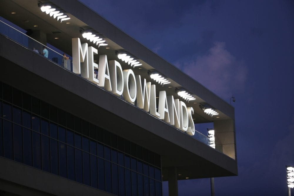 Meadowlands Monmouth At Odds Over All Turf Card Cancellation