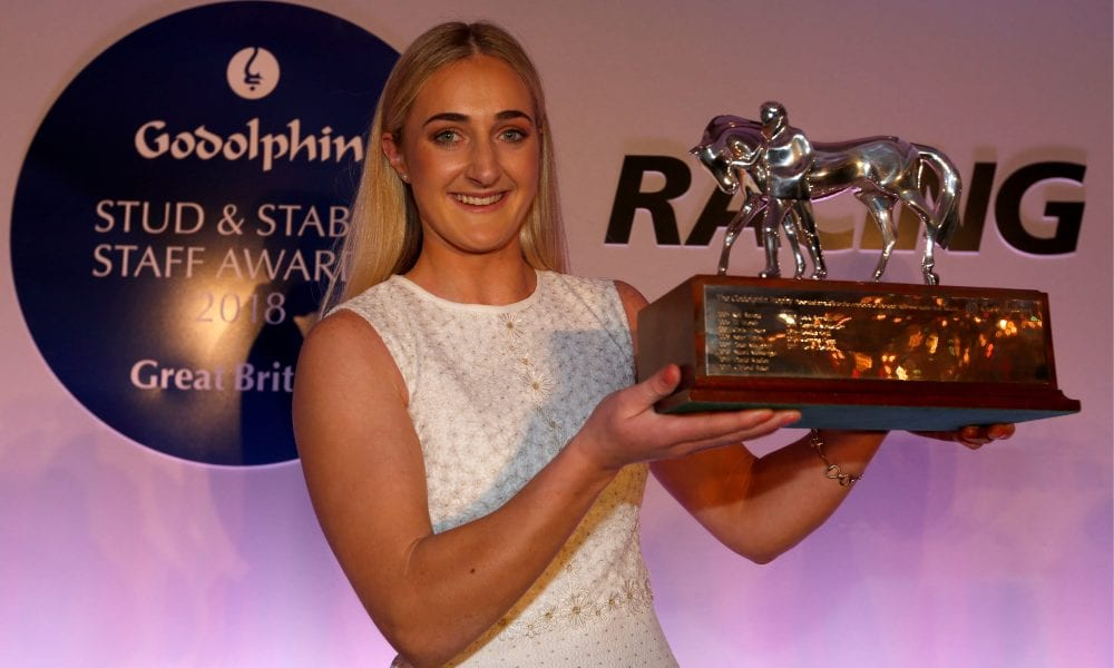 Jessica Mclernon Crowned Employee Of The Year At Godolphin