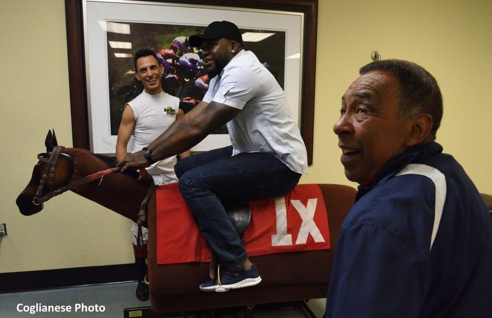 Big Papi Needs A Job Retired Red Sox Star David Ortiz
