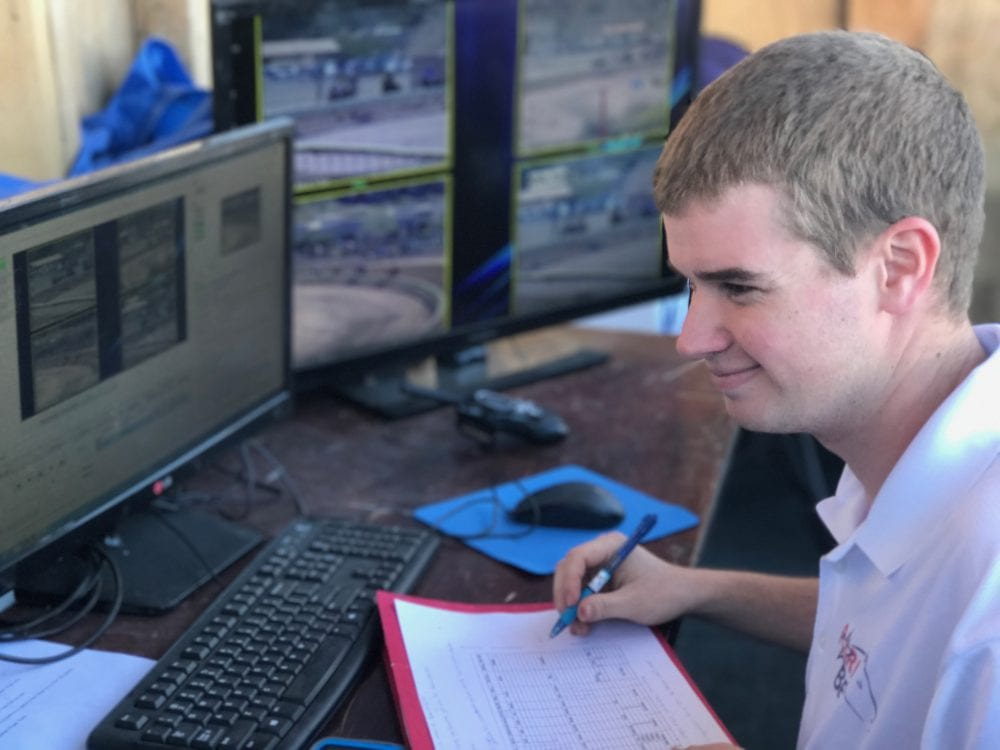 Paribet Racetrack Industry Student Experience Eye On A