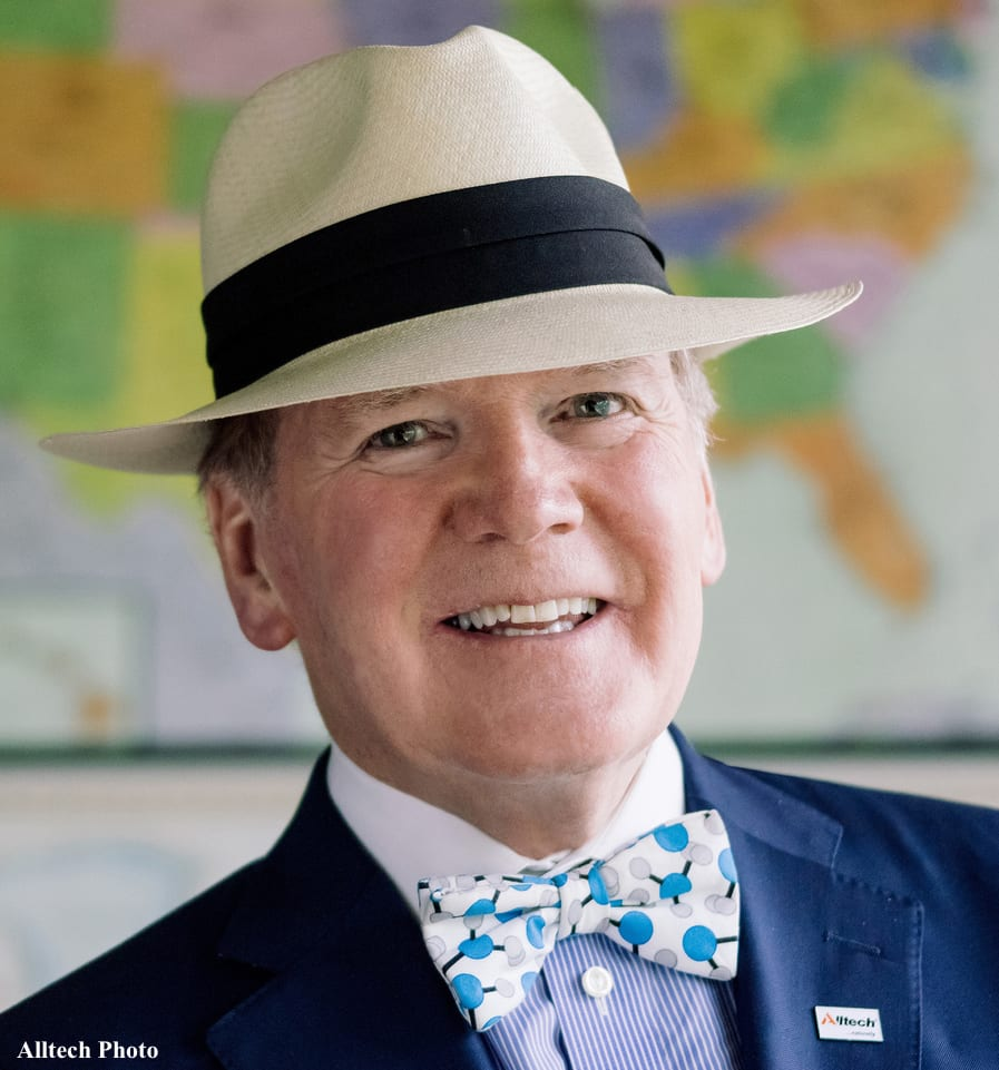 Alltech founder Dr. Pearse Lyons dies at 73