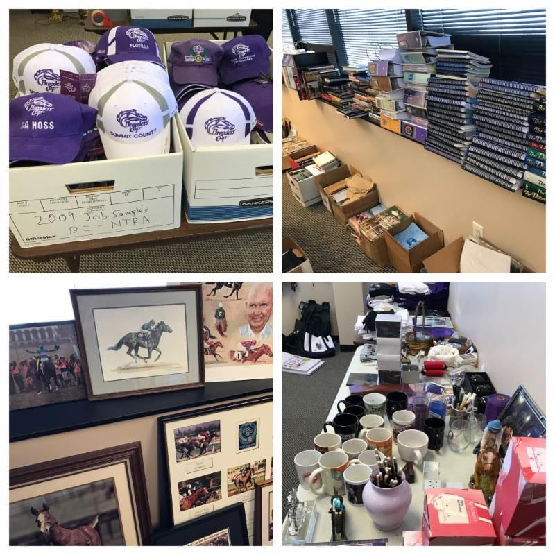 Old Friends To Benefit From Breeders Cup Memorabilia