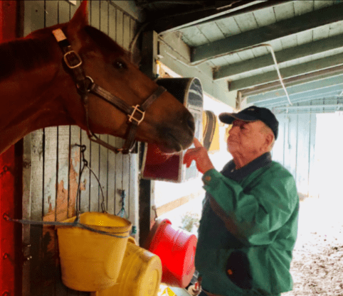 Headley Joins WHOA: 'Essential To The Longevity Of Our Thoroughbreds'