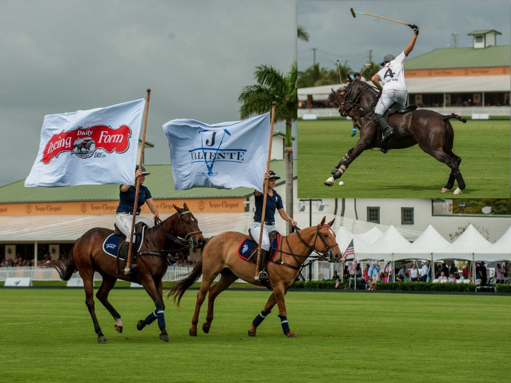 Daily Racing Form Team Takes U S  Open Polo Championship