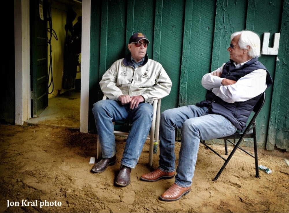 Remembering Bill Nack…And 'The Quarter Horse Guys' Who Have Dominated The Triple Crown